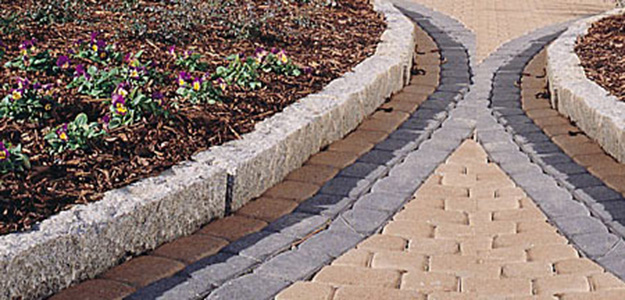 Kerb Stone Flooring Manufacturers and Exporters Ansi India